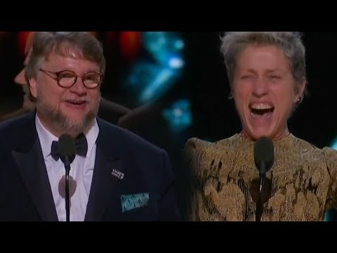 2018 Oscars Winners Recap