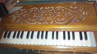 Rammaiya Vastaa Vaiyaa song on Harmonium