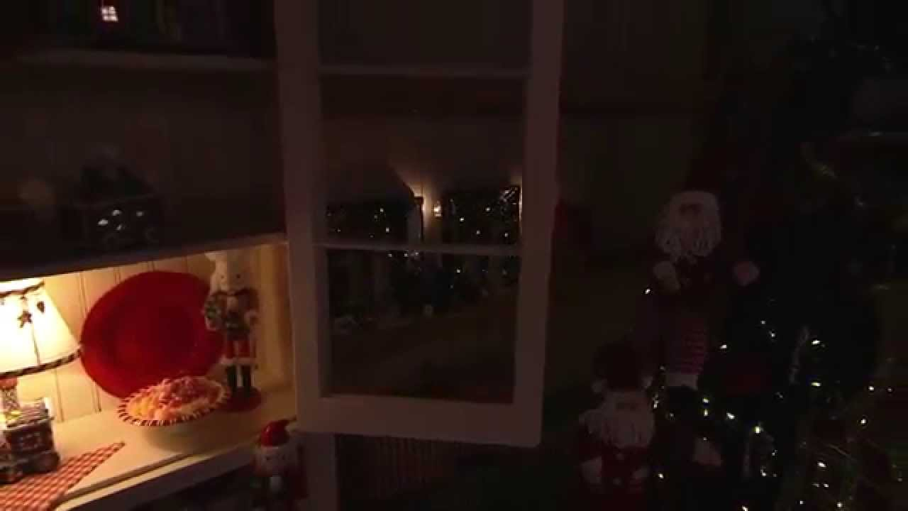 Bethlehem lights window candles with timer - Set Of 4 Window Candles With Timer By Valerie With Jane Treacy