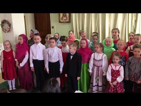 Пасхальный праздник в Троицком соборе г. Щелково. Видео 14