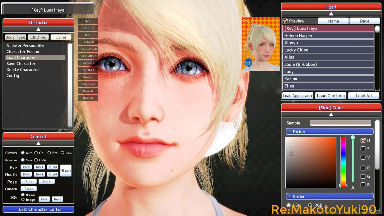 Android 18 honey select - 2 part 6