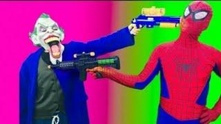 Siêu nhân nhện hoạt hình vui nhộn hay nhất năm 2019