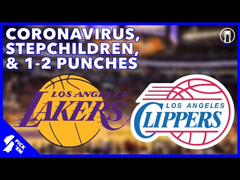 Lakers Vs Clippers | Live Commentary, Reactions & Conversation