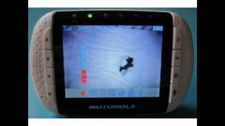 Motorola MBP36 Remote Wireless Video Baby Monitor Review