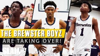 These Brewster Boyz are out here Lookin' Like Duke! 😈 | SLAM Highlights