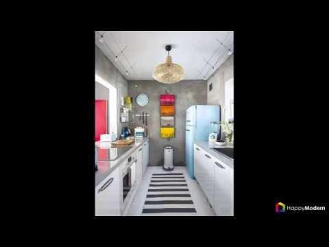Стильный интерьер кухни 9 кв. метров - принципы организации пространства