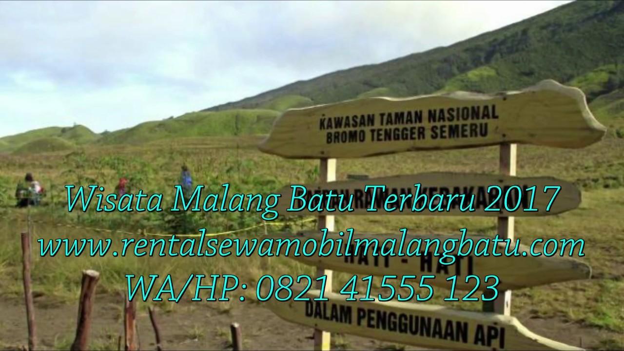 Wisata Malang Batu Terbaru 2017, 0821 41555 123 Telkomsel ...