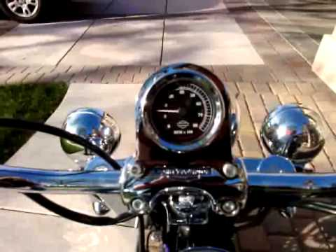 installed a harley mini tach youtube rh youtube com Harley -Davidson Tachometer Wiring Diagram Harley Speedometer Wiring Diagram