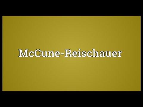McCune-Reischauer Meaning