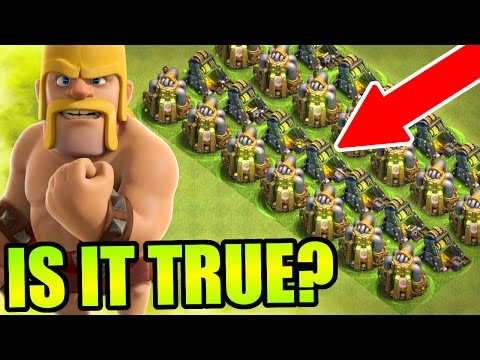 Clash Of Clans - ARE THE RUMORS TRUE!?! - WHICH LEAGUE IS BEST TO FARM!