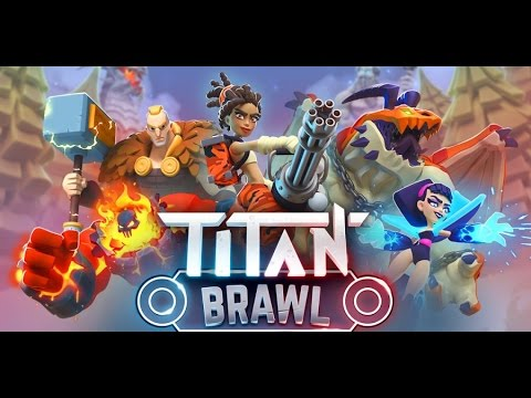 AnimalsPlay Titan Brawl!