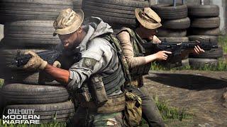 Meine Meinung zur Modern Warfare Alpha - Modern Warfare Rückblick auf Deutsch