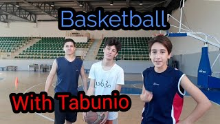Basketball Challange ქართულად + Imitate Basketball Player
