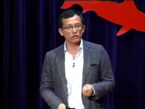 Asia's rise and the environmental cost: Up in the air?: Simon Tay at TEDxWWF