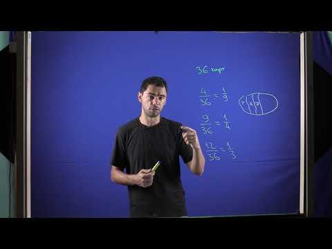 Урок 1 | Основы теории вероятностей | Азартная теория вероятностей | Лекториум