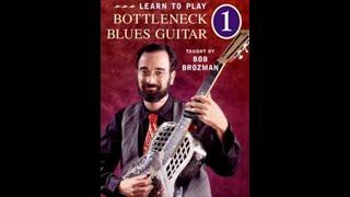 Learn To Play Bottleneck Blues Guitar - DVD 1