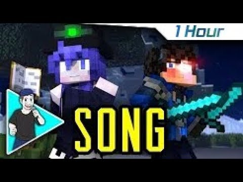 "[1 Hour] My MINECRAFT SONG ""Wither Heart"" [LYRICS]"
