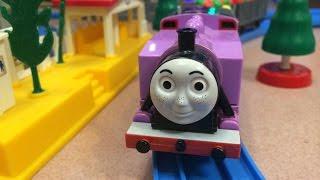 【tren de jucarii】Locomotiva Thomas și prietenii săi Rosie - (00418 ex ro)