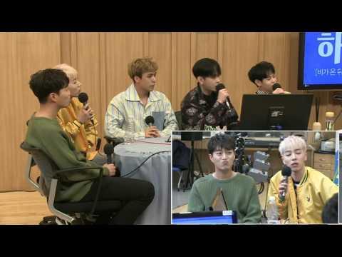 [SBS]두시탈출컬투쇼,신인 그룹 하이라이트