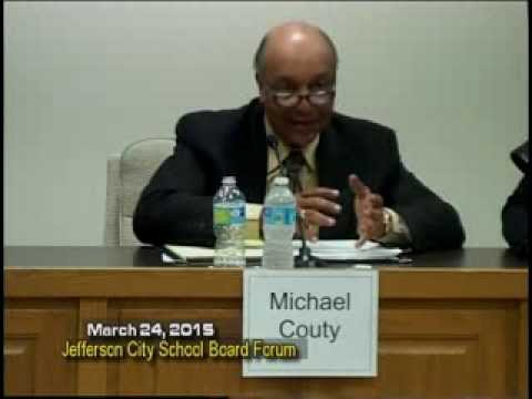 Jefferson City News Tribune School Board Forum 03 24 15