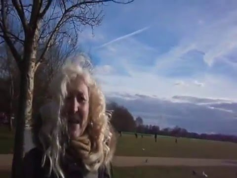 Weather Modification Activism Report - 28 February 2016 - Hyde Park, London - Geo Engineering