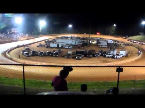 Friendship Speedway(SUPER STOCK 4's)Race 7-20-13