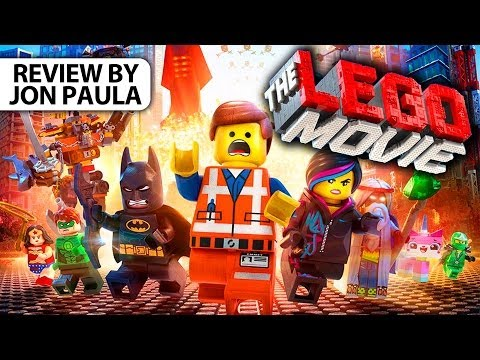 The LEGO Movie -- Movie Review #JPMN