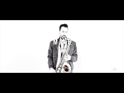 Mine - Sax Cover by Santi Sax Music