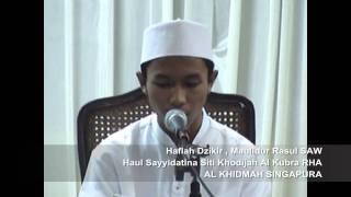 Haflah Dzikir, Maulidur Rasul SAW & Haul Sayiddatina Siti Khodijah Al Kubra rha