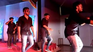 Pathinalam raavinte dance.. SHM Engineering College... Sasikala charthiya.. inee theeram...