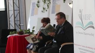 Narodowe Czytanie - Ostrów Mazowiecka (05.09.2020)