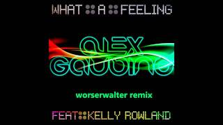 Alex Gaudino Feat Kelly Rowland What a Feeling worserwalter remix