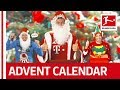 Tell Us Your Wishes - The Bundesliga Advent Calendar 2018