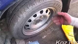Замена тормозных колодок | Replacing brake pads