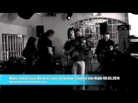 CLASSIC ROCK GUITAR COURSE IN LONDON