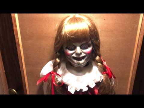 Full size Annabelle Doll.....
