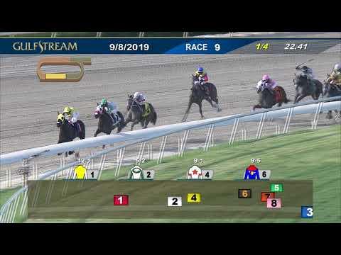 Gulfstream Park September 8, 2019 Race 9