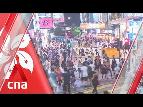 Impact Of Hong Kong Protests On Retail Sector