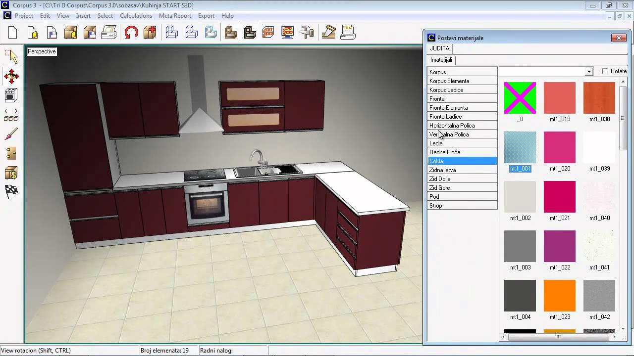 Home Design Software Kitchen