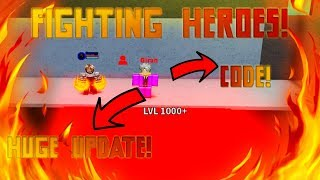[CODE] | SECOND MASSIVE UPDATE! | BOKU NO ROBLOX HERO RAID! | Ft. Infernasu