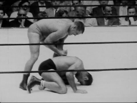 Édouard Carpentier vs. Lou Thesz (08/16/1957)