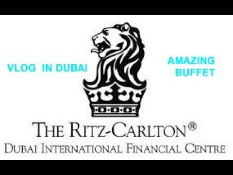 Ritz Carlton Dubai Friday Brunch At Caravan Restaurant