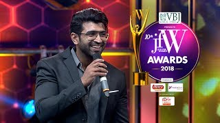 JFW Awards 2018 | Simbu always on time to sets: Arun Vijay |