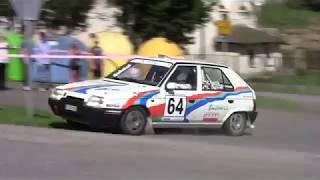 27. Historic Vltava Rallye 2018 | 64 | Petr Farník - Ladislav Zuzánek