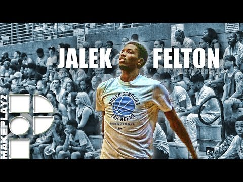 UNC's Jalek Felton Dominates the Josh Level Classic!