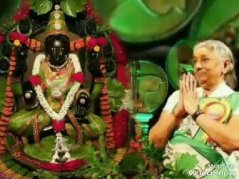 Shree Lalitha Sahasranama by Smt. S Janaki