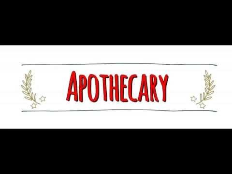 American vs Australian Accent: How to Pronounce APOTHECARY in an Australian or American Accent