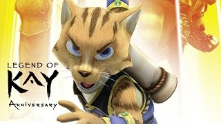 Legend of Kay Anniversary Game Trailer (Wii U/PS 4/PS 3/Xbox 360/PC/Mac)