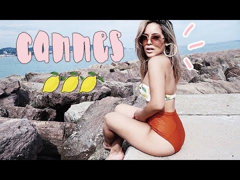 BIKINI SHOPPEN, CANNES & IK HEB WEER IETS NIEUWS (+ MOSCHINO GIVEAWAY!) - Jamie Li VLOG #65