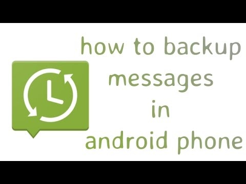 How To Perform SMS Backup And Restore On Android
